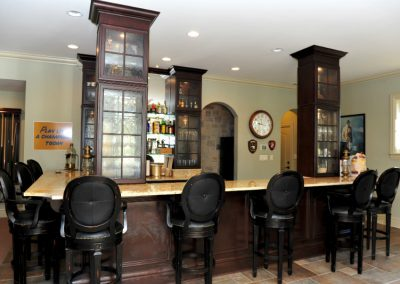 Home Page Wet Bar SLM Homes