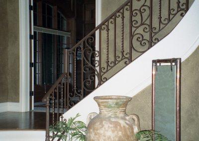 Entryway Stairway