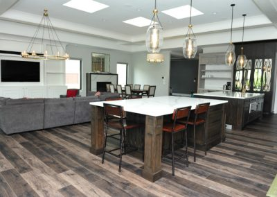 Home Page Kitchen Great Room Custom Homes