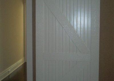 Remodeled Doorway