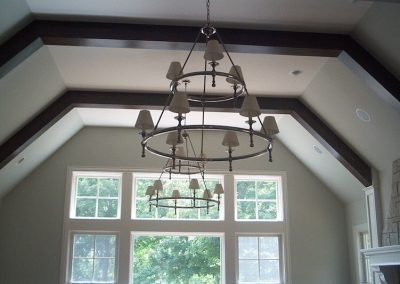 Remodeled Great Room Ceiling